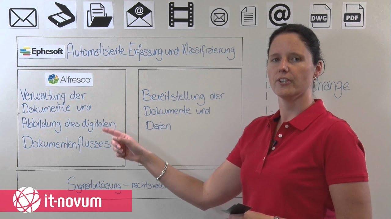 Whiteboard Video: wie funktioniert ein Paperless Office?